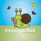 Sloompje Slak, werkboek (kind en scheiding)