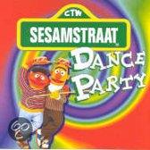 Sesamstraat dance party CD