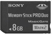Sony PlayStation Memory Stick - 8 GB