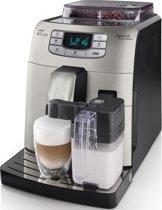 Saeco Intelia HD8753/83 - Volautomaat espressomachine - Zilver