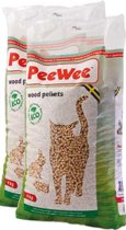 PeeWee Kattenbakvulling - 2 x 9 kg