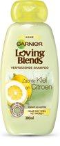 Garnier Loving Blends Zachte Klei & Citroen Verfrissende Shampoo - 300 ml - Shampoo