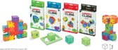 Happy Cube Family 24-pack puzzels = 6 Junior + 6 Original + 6 Pro + 6 Expert