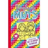 Boekomslag van 'Dagboek van een muts 12 - Liefdeskriebels'