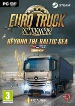 Euro Truck Simulator 2: Beyond the Baltic Sea - Windows