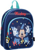 Mickey Mouse Happiness Rugzak Large 6,9 liter - Blauw
