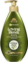 Garnier Loving Blends Body Mythische Olijf - 400ml  - Bodymilk