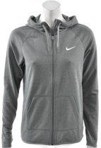 Nike - Dry Hoodie Full Zip - Dames - maat S