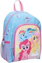My Little Pony Ponyville Large Kinderrugzak - Blue