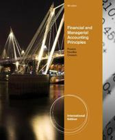 Financial and Managerial Accounting Principles