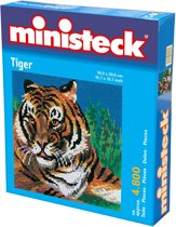Ministeck: Tijger