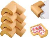 Hoekbeschermers Set - Foam Tafelhoek Beschermers - Schuim Tafelhoekjes - Tafel Beschermhoeken - 12 Stuks