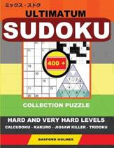 Ultimatum sudoku. 400 collection puzzle.