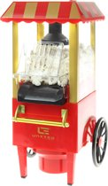 United Entertainment - Popcorn Machine - Klassiek Design - Popcorn Maker - Retro Design