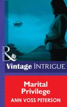 Marital Privilege (Mills & Boon Intrigue)
