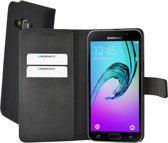 Mobiparts Premium Wallet Case Samsung Galaxy J3 (2016) Black