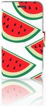 Samsung Galaxy J1 2016 Uniek Boekhoesje Watermelons