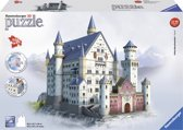 Ravensburger Neuschwanstein- 3D puzzel gebouw - 216 stukjes