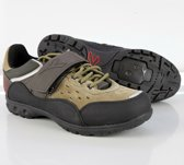 Diadora Santa Cruz - Unisex Fietsschoenen - Spinningschoenen - Olive maat 41