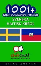 1001+ Grundl ggande Fraser Svenska - Haitisk Kreol