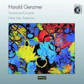 Harald Genzmer: Trautonium-Konzerte / Oskar Sala