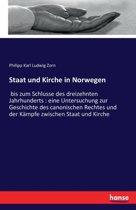 Staat Und Kirche in Norwegen