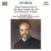 Dvorak: Piano Concerto, etc / Jando, Wit, Polish NRSO