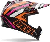 Bell Crosshelm MX-9 Tagger Scrub Pink-L