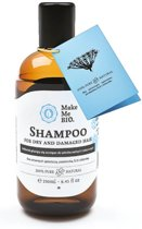 MakeMeBio® Shampoo For Dry And Damaged Hair 250ml.