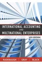 International Accounting and Multinational Enterprises 6E