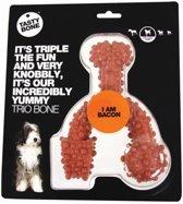 Tasty Bone Trio Bone Bacon LARGE