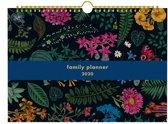 Botanic familie week kalender 2020 familieplanner (voor maximaal 6 personen)