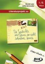 """Literaturprojekt zu """"Die Geschichte vom Löwen, der nicht schreiben konnte"""""""