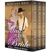 A New Mexico Mail Order Bride 3-Book Boxed Set
