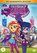 My Little Pony Equestria Girls 3 - Friendship Games