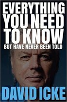 Boek cover Everything You Need to Know but Have Never Been Told van David Icke (Paperback)