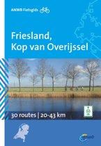 ANWB fietsgids 2 - Friesland, Kop van Overijssel