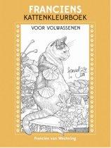 Franciens kattenkleurboek voor volwassenen