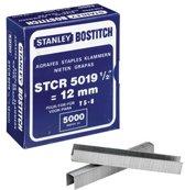 Bostitch Nietjes STCR501912E (12 mm) voor PC8000 doos van 5.000 nietjes
