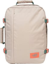 Cabinzero Classic 36L - handbagage rugzak - Sand Shell