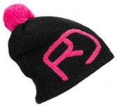 Ortovox Beanie Rock N Woool Women 52-59cm / Black Raven