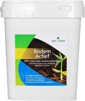 Bodem activator 7 kg voor 70-140 m² - Bodem Actief - Ent bodemleven