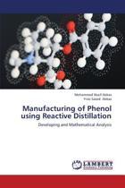 Manufacturing of Phenol Using Reactive Distillation