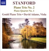 Piano Trio No. 2; Piano Quartet No. 1