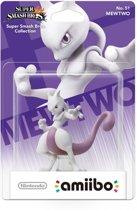 Nintendo amiibo Super Smash Figuur Mewtwo - Wii U + NEW 3DS