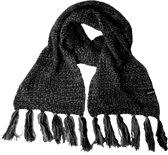 Sinner Courtenay Unisex Sjaal - Zwart/Grijs