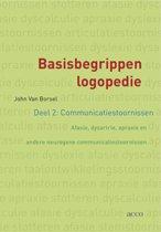 Basisbegrippen logopedie Deel 2: communicatiestoornissen Afasie, dysartrie, apraxie en andere neurogene communicatiestoornissen