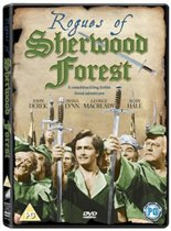 Rogues Of Sherwood Forest (dvd)