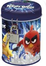 Angry Birds Movie Stars - Spaarpot 11,5cm met slotje - Multi