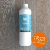 Mr.J Parket Reiniger 1 liter goed voor 1000 m2